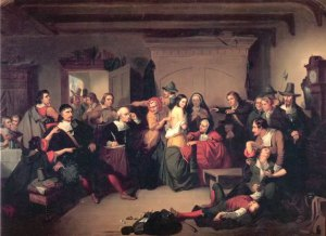 Examination of a Witch (1853),